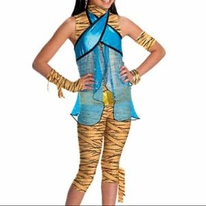 Monster High Cleo de Nile Costume size Small